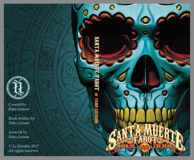 Tarot Santa Muerte 2