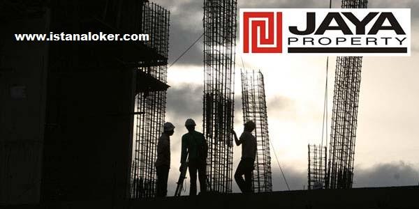 Lowongan Kerja PT Jaya Real Property Tbk 17 Posisi