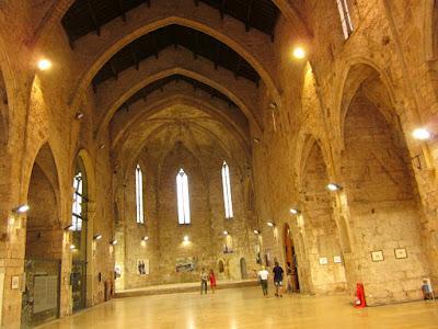Iglesia de Sant Francesc en Montblanc