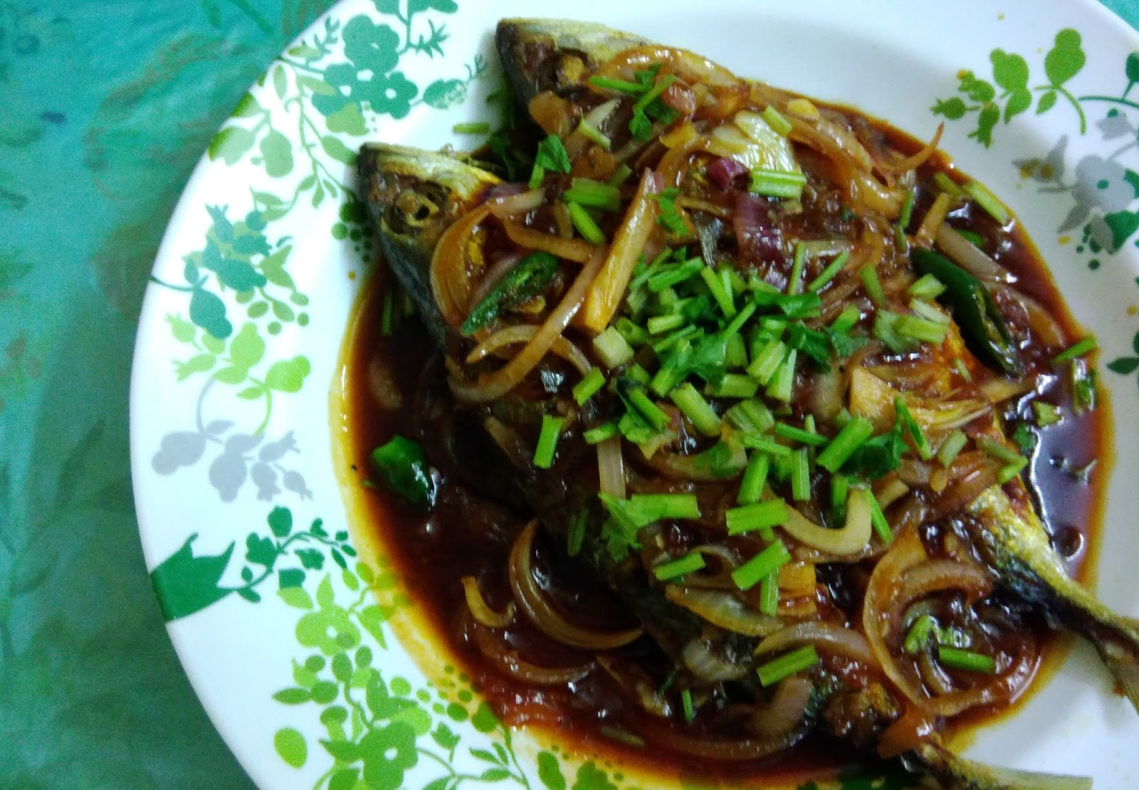 Resepi Ikan Goreng Kicap Simple - Resep Bunda Erita
