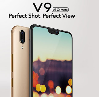 Amazing features of Vivo V9 AI camera