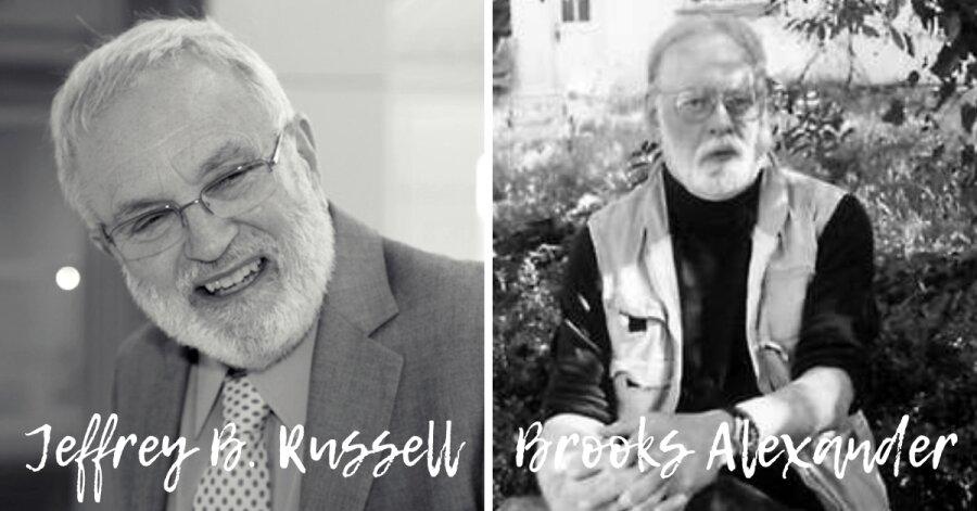 Jeffrey B. Russell e Brooks Alexander