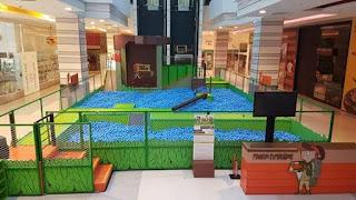 """Shopping Jardim Guadalupe promove o evento """"Pequeno Explorador"""""""