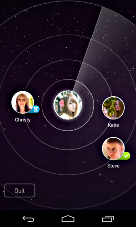 WeChat 5.2 Friend Radar