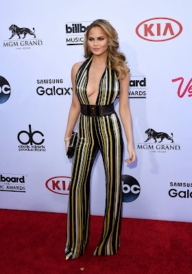Chrissy Teigen – 2015 Billboard Music Awards in Las Vegas