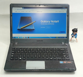 Jual Laptop bekas Samsung NP355V