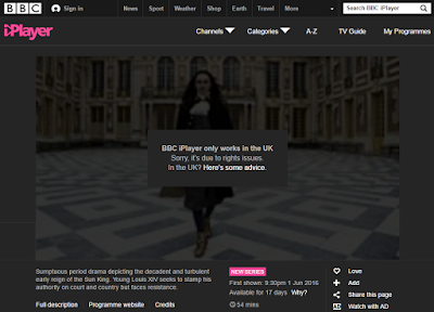 Unblock BBC iPlayer outside UK with free UK VPN