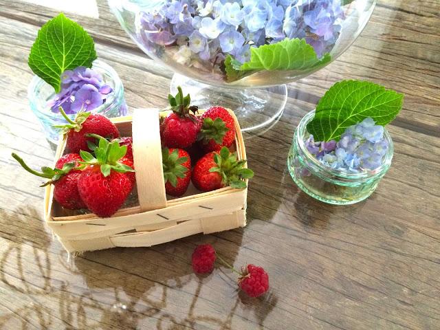 Erdbeeren frisch vom Feld - hier gibt es regionales Obst an Ständen und Hofläden in der Region