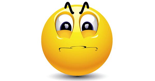Jealous Emoticon | Symbols & Emoticons