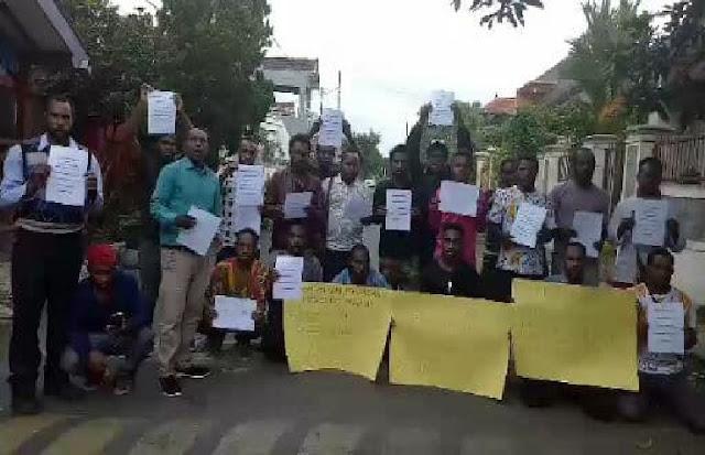 Mahasiswa Timika Wilayah Malang: Pemerintah Segera Hentikan Konflik Horizontal di Distrik Kwamki Narama, Mimika