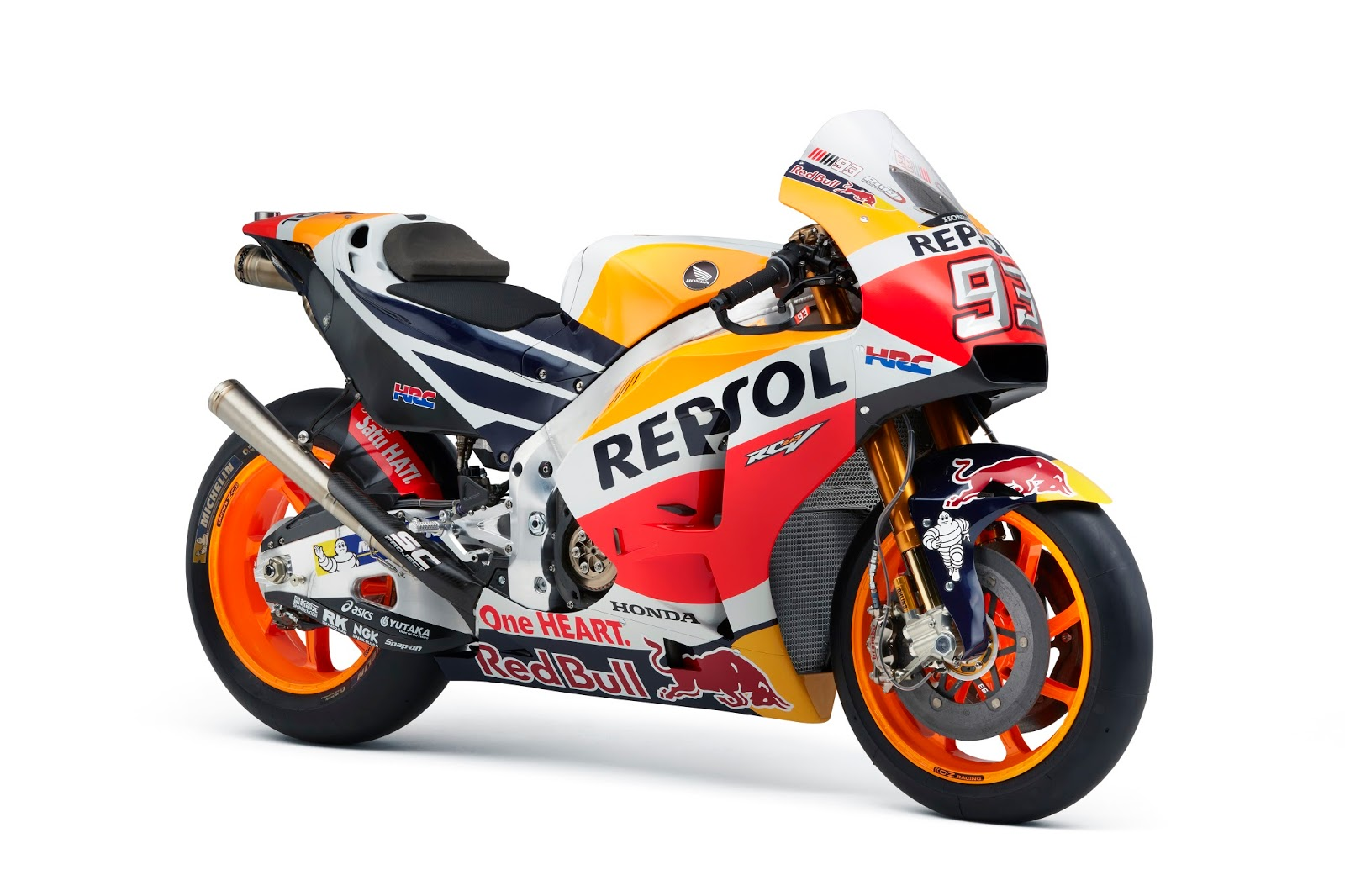 racing caf honda rc 213v repsol honda team motogp 2017. Black Bedroom Furniture Sets. Home Design Ideas