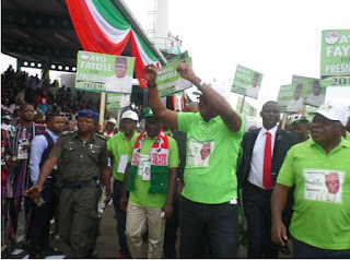 News: 2019 presidency! Fayose reveals why he slowed down campaigns