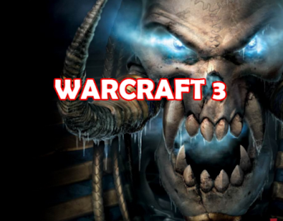 WARCRAFT 3 + FROZEN THRONE....