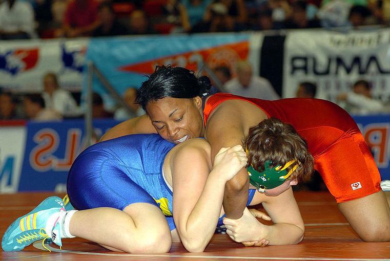 Wrestling Women,Wrestling 2012
