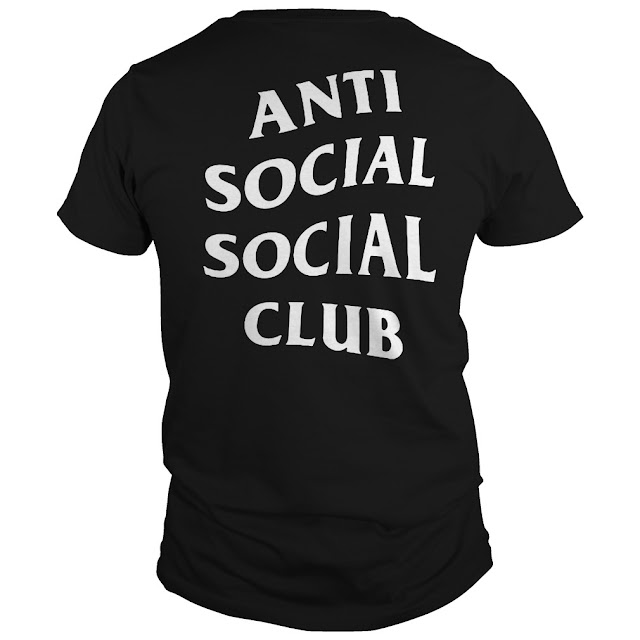 Anti Social Social Club T Shirt, Anti Social Social Club Hoodie,Anti Social Social Club Sweatshirt