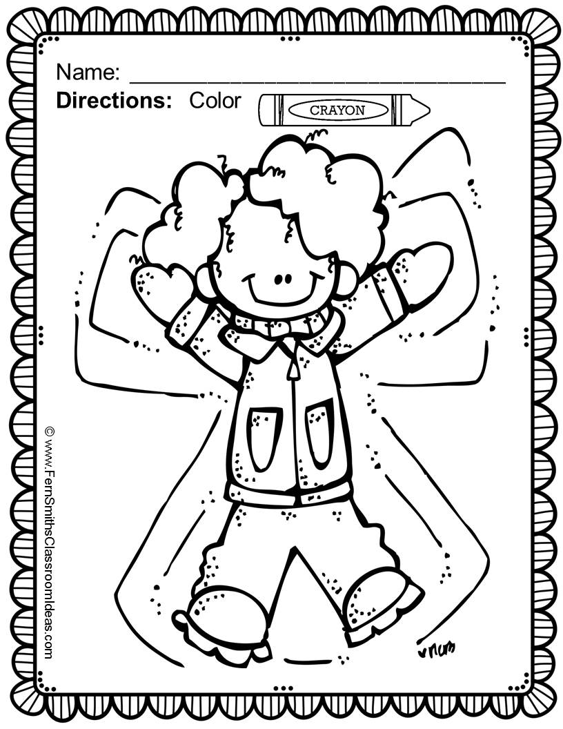 http://www.teacherspayteachers.com/Product/Winter-Fun-Color-For-Fun-Printable-Coloring-Pages-1617092