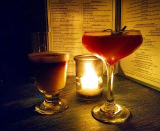 Le Chameau Bleu - Super bar à Cocktail à new York - Apotheke dans Chinatown