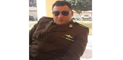 الشهيد النقيب عمرو أبو حسين