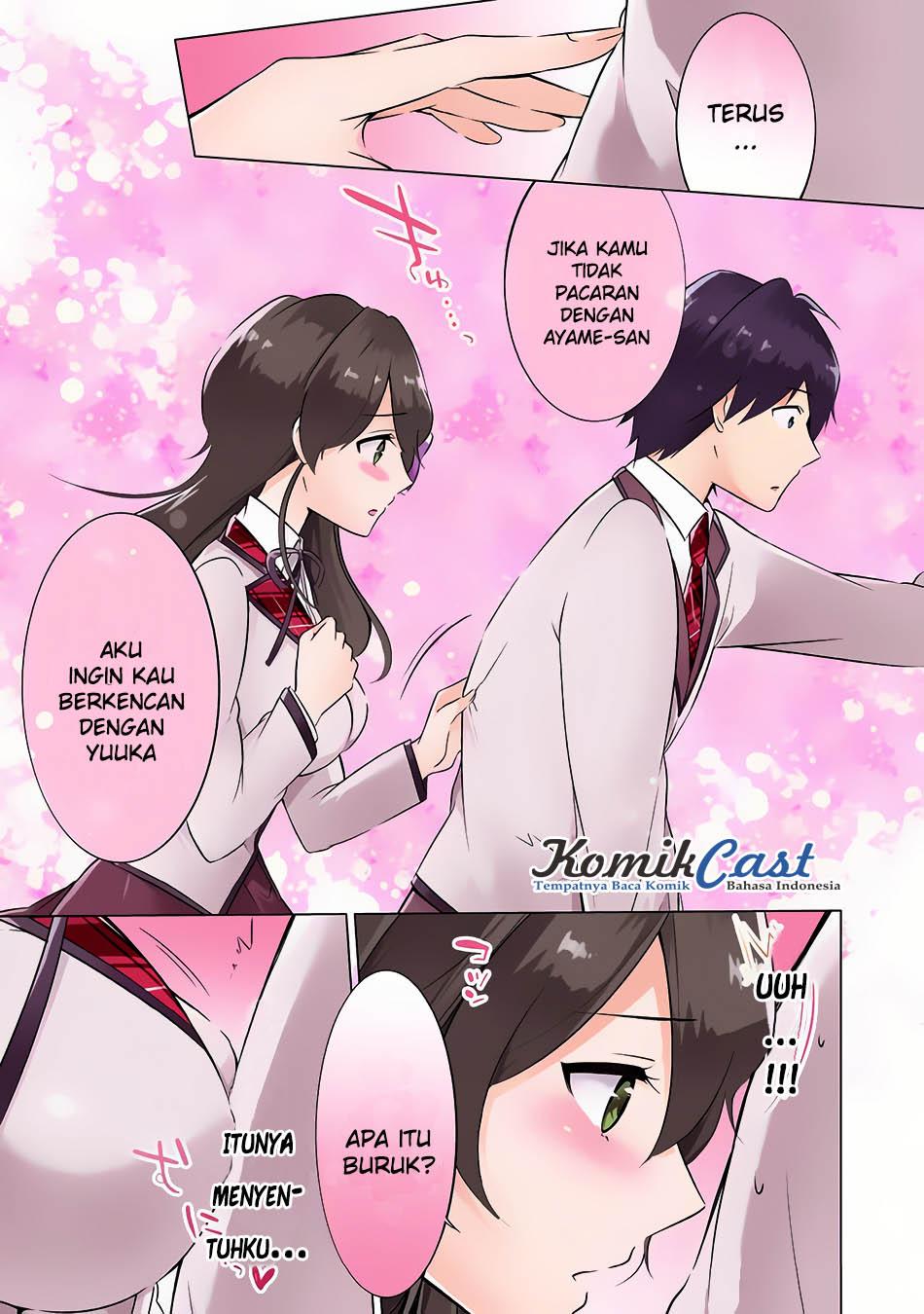 Chuuko Demo Koi Ga Shitai Chapter 08 Bahasa Indonesia