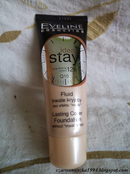 Eveline Ideal Stay long lasting effect 12h. Recenzja