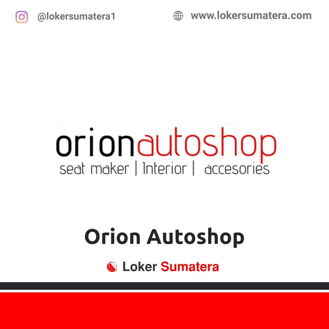 Lowongan Kerja Pekanbaru: Orion Autoshop Oktober 2020