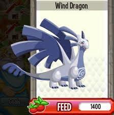 Wind Dragon City