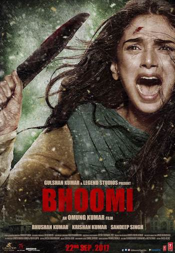Bhoomi 2017 DVDScr Hindi 700MB