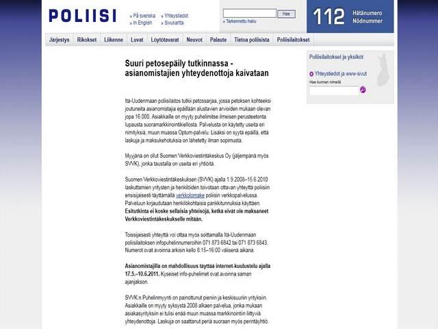 Suomen Verkkoviestintäkeskus