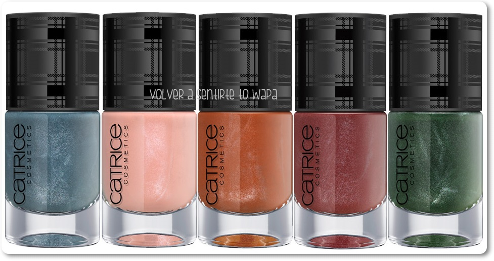 CATRICE - Check & Tweed {Octubre} - Ultimate Nail Lacquer