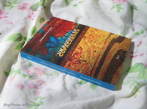 """Resenha: livro """"Um nazista em Copacabana"""", Ubiratan Muarrek"""