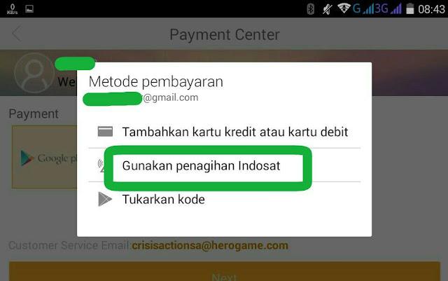 Cara Mengaktifkan Pembayaran Via Pulsa Di Google Playstore