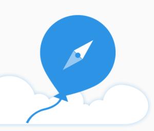 Balllon Extensión para Google Chrome.