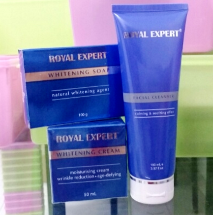 royal expert face cleanser