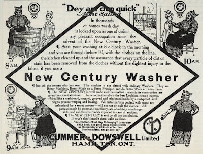 New Century Washer