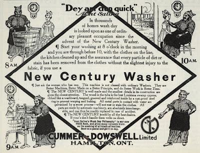 New Century Washer