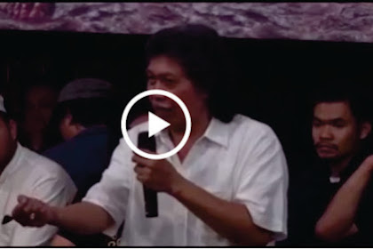 "Video Cak Nun: Sindir Ahok ""Jangan Pilih Gubernur Bermulut Bensin!"""