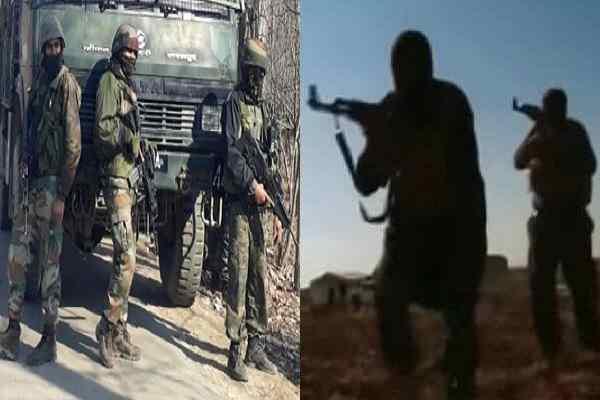 अभी अभी, कश्मीर में सेना ने लश्कर के 3 आतंकियों को भून दिया