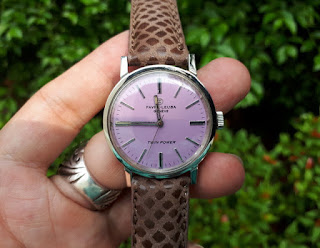 Favre Leuba Twin Power 81073TL Swiss Made Hand Winding FVB001