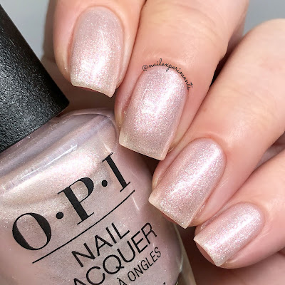 opi throw me a kiss swatch always bare for you collection spring 2019