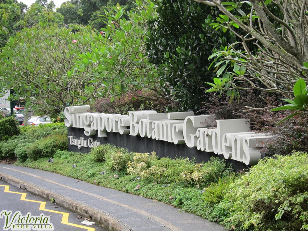 Victoria Park Villas near Singapore Botanic Gardens