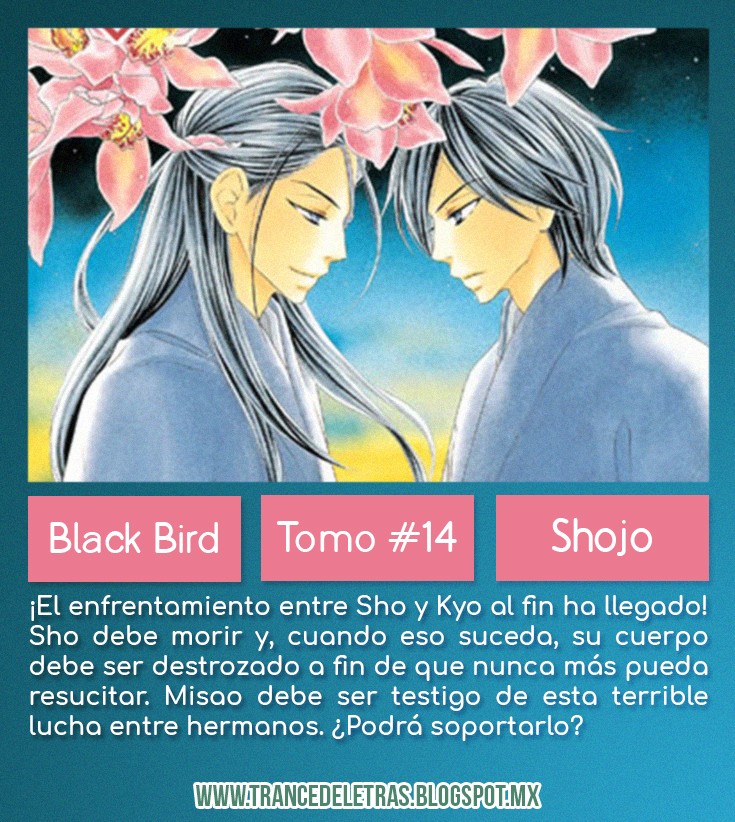 https://www.goodreads.com/book/show/12803252-black-bird-vol-14
