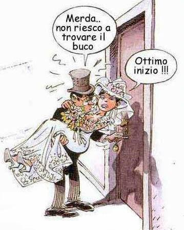 Favoloso FRASI DIVERTENTI : MATRIMONIO : Frasi divertenti FE46