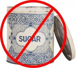 סוכר - לא!