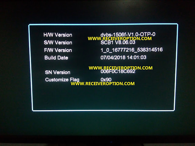 OPENBOX SIGNATURE HD RECEIVER AUTO ROLL POWERVU KEY NEW SOFTWARE