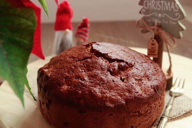 Receta de Pan de Pascua con Frosting Saludable del Blog Recomiendo by Pola & Cleme