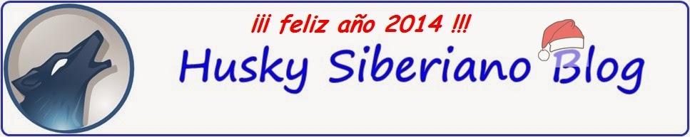 Husky Siberiano Blog Os desea Feliz Año 2014!!!