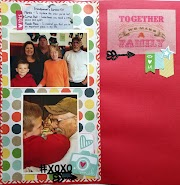 Why I Scrapbook/Family Layout