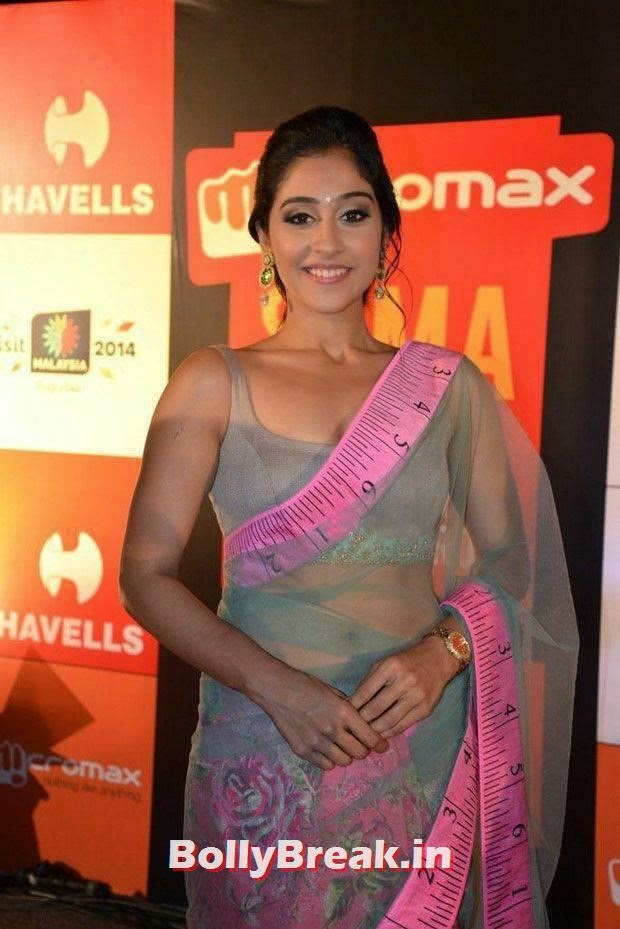 , Regina Cassandra SIIMA Awards 2014 images