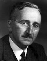 Friedrich Hayek, prix Nobel de l'Economie 1974