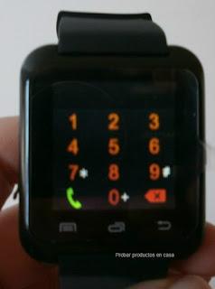 Smartwatch Hamswan U80 Llamar